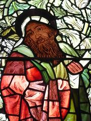Samuel (Granpic) Tags: window norfolk stainedglass vitrail samuel cromer preraphaelite cromerparishchurch norfolkchurch stpeterstpaulcromer vidreriadecolores