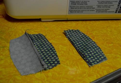 sew heel