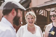 Hochzeitsfotografie - Gäste von Anja & Sven