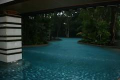Drift Resort pool , Palm Cove   ---- IMG_4310 (harry de haan) Tags: harrydehaan palmcove qld fnq australia queensland wetseason driftresort wet water