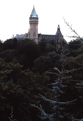Luxembourg   -   Luxembourg City   -   September 1989 (Ladycliff) Tags: luxembourg luxembourgcity