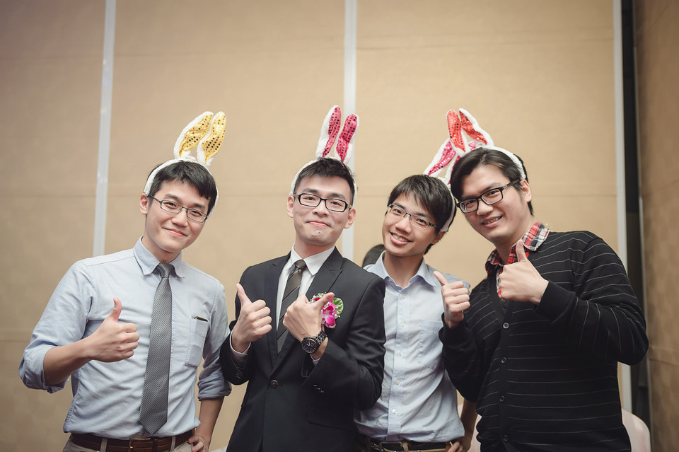 婚禮攝影-台南情定婚宴城堡永康館-63