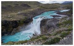 Da 12. Salto Grande (GonzaloMMD) Tags: chile patagonia torresdelpaine cl torresdepaine saltogrande regindemagallanesydelaantrticachilena regindemagallanesydelaan