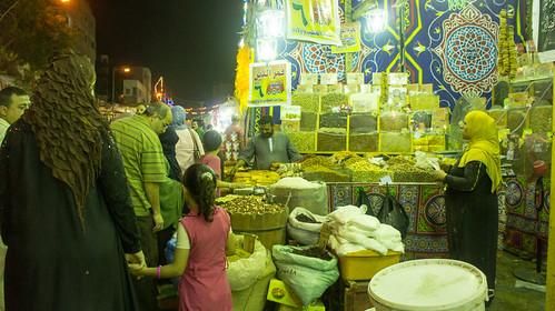 Buying Ramadan supplies