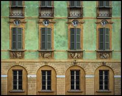 DoWinDoW (ELtano86) Tags: windows italy muro home window ventana casa italia colores ventanas brescia architettura d800 finestre facciata architrcture eltano86
