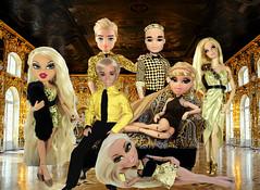 "Maxine's My New BFF 4- Week 3 ""Silver and Gold"" - Team Gold - Miss Gabi (Bratzjaderox) Tags: new family girls boys gabi yellow golden glamour doll shot fierce ooak blondes group galaxy miss bff gabriella maxine divas sickening obitsu kardashian bff4 huntybob"
