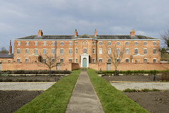 The Workhouse, Southwell, Nottinghamshire 20/03/2016 (Gary S. Crutchley) Tags: poverty house heritage history work nikon nt poor national trust law nottinghamshire d800 workhouse southwell