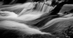 Waterfall, Watersmeet, Uk (www.fstop22.info) Tags: devon uk lynmouth eerie watersmeet surreal