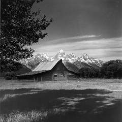 T.A. Moulton Barn (dungan.robert) Tags: wyoming grandtetonnationalpark mormonrow tamoultonbarn