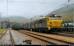 Verano en Busdongo (Trenes2000) Tags: tren trenes japonesa cruce ferrocarril renfe 251 mitshubishi busdongo bobinero ealos maderero shimms 251029 trenes2000
