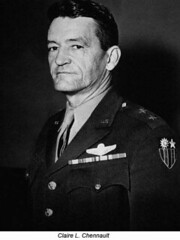 NA004897 (ngao5) Tags: people portraits general military unitedstatesofamerica prominentpersons leader armedforces halflengthportraits militarypersonnel americanarmedforces worldwarii19391945 militaryofficer militaryleader majorgeneralclairelchenault