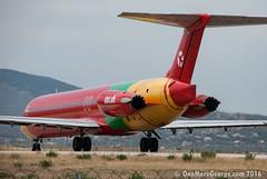 LGAV I 01.06.2016 I McDonnell Douglas MD-83 I OY-RUE (onemoregeorge.frames) Tags: june nikon greece sas omg ath mcdonnelldouglas 2016 md83 lgav d40x ecgvi danishairtransport tcinb eicpi oyrue ghcrp n936md yrhbz n3001d onemoregeorge