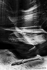 Antelope Canyon 4 (garylestrangephotography) Tags: light arizona blackandwhite usa white abstract black texture tourism monochrome rock stone dark landscape grey mono blackwhite nationalpark pattern outdoor indian surreal wave monotone tourist serene touristattraction reservation slotcanyon antelopecanyon navajonation touristdestination touristlocation garylestrangephotography