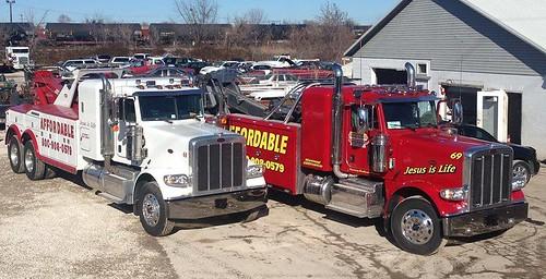 Truck 63 & Truck 69