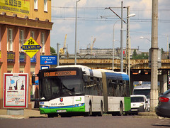 Solaris Urbino 18 III, #1052, SPAK (transport131) Tags: bus autobus zditm szczecin solaris urbino spak