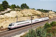 Gaireb 3 anys sense Alaris (tunel_argentera) Tags: tren train ferrocarril railway zug renfe adif 490 alaris intercity ametlla ampolla