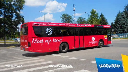 Info Media Group - Centar Za Obrazovanje, BUS Outdoor Advertising, 06-2016 (5)