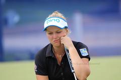 Brooke Henderson (arkansasjournal) Tags: sports golf championship media northwest journal brooke walmart tournament arkansas rogers henderson press lpga
