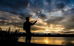 The fishermans friend (henrikwallner) Tags: fishing fisherman abugarcia fladen pikefishing bassfishing nikon nikontop d7200