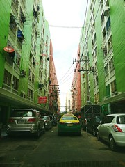 Thailand Street Residential District Residential Structure Residential Building Bangkok Urban Urban Photography (markusg2010) Tags: street urban thailand bangkok urbanphotography residentialbuilding residentialdistrict residentialstructure