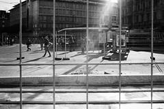 put banks behind bars (gato-gato-gato) Tags: street leica summer bw white black film blanco monochrome analog 35mm person schweiz switzerland flickr noir suisse strasse zurich negro streetphotography pedestrian rangefinder human streetphoto monochrom zrich svizzera weiss zuerich blanc summilux ilford m6 manualfocus analogphotography schwarz ch onthestreets passant mensch sviss leicam6 zwitserland isvire zurigo filmphotography streetphotographer homedeveloped fussgnger aspherical manualmode zueri strase filmisnotdead streetpic leicasummilux35mmf14asph messsucher manuellerfokus gatogatogato fusgnger leicasummiluxm35mmf14 gatogatogatoch wwwgatogatogatoch streettogs believeinfilm tobiasgaulkech