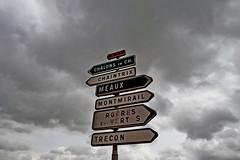 D933 - Marne (51) Grand Est (Didier Hubert Photography) Tags: road france photographie route ciel signalisation nuages environnement marne grandest d933 didierhubert didierhubertphotographe