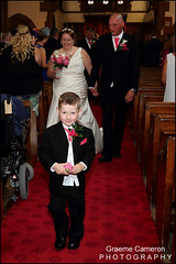 Egremont Church Weddings (graeme cameron photography) Tags: wedding photographers photos egremont whitehaven hundith hill west cumbria professional pageboy church cute