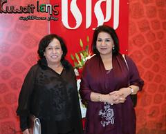 القديرتين :: سعاد عبدالله + حياة الفهد (KuwaitLens) Tags: عبدالله حياة الفهد سعاد