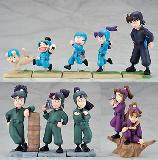 壽屋 忍者亂太郎盒玩 再次販售!