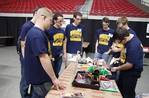 2013 BotsIQ Finals at Cal U of PA