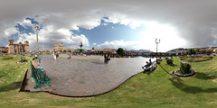 Cuzco, Plaza de Armas