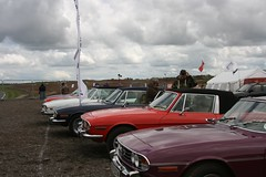 Donington Historic 2013 (Stag Owners Club) Tags: classiccar soc triumphstag stagownersclub doningtonhistoric2013