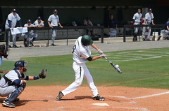 Baseball vs Richmond (A10 Tournament), 5/22/2013, Chris Crews, DSC_2555 (NinerOnline) Tags: university baseball spiders 49ers richmond tournament unc a10 uncc charlote ninermedia