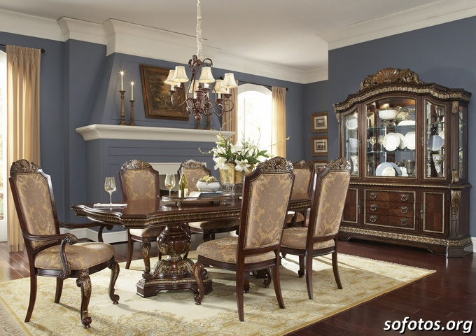 Salas de jantar decoradas (113)