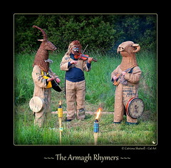 Armagh Rhymers (Cat-Art ~ Doublevision - Images) Tags: ireland music poetry theatre folk song drama catart mumming coarmagh catshatwell catrionashatwell doublevisionimages armaghrhymers shatwellimages