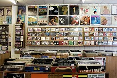 Second hand record shop (Abi Skipp) Tags: vinyl norwich outoftme