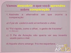 Portugus figuras de linguagem 14 (Aulas De Portugues Apoio) Tags: o  que orao exercicios oraes subordinada substantivas substantiva