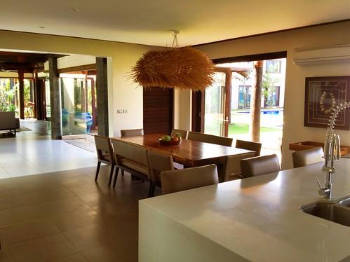 Villa Takali - Fiji - Dining