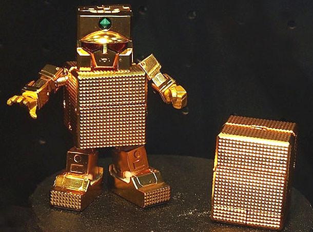 ES合金 黃金戰士 (無敵小戰士)