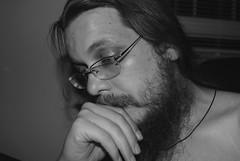 Day 129 {494} (Alabaster Frank) Tags: portrait self project butterfly humanity depression tuesday 365 bb sb hb mentalhealth mmf schizophrenia mentalillness