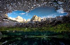 Wolkenberg (ironsix) Tags: lake mountains alps austria tirol sterreich nikon berge ehrwald seebensee d7100