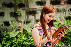 Jean (Gilbert Rondilla) Tags: city family urban woman smile smiling female asian happy healthy phone vibrant philippines capital smiles cellphone happiness listening national manila filipino pinay filipina jolly gadget talking joyful tablet region connectivity connection pinoy gossip asianethnicity valenzuelacity