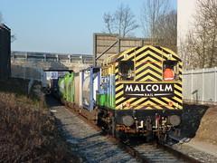 015. 08913 Daventry. 01-Feb-2012 (paulfuller128) Tags: class 08
