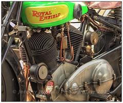 Royal Enfield (Jeremy Hayden Photography) Tags: england festival vintage unitedkingdom northamptonshire engine motorbike motorcycle vtwin motorcycling classicmotorcycle royalenfield brackley twowheels 2013 brackleyfestivalofmotorcycling