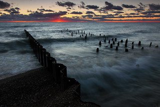 Equinox Sunrise, Lake County, Illinois