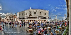 st marks square venice (Rex Montalban Photography) Tags: venice italy europe hdr stmarkssquare hss stitchedpanorama rexmontalbanphotography slidersunday