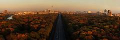 Berlin (6line8) Tags: panorama berlin deutschland siegessule colonnedelavictoire allemangne vision:sunset=063 vision:sky=0747