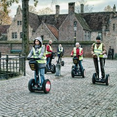 Catch Me If You Can (esartee) Tags: segway bruges