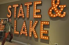 State & Lake (tacosnachosburritos) Tags: christmas chicago tree marquee lights room wand walnut fairy albino macys dust marshallfields