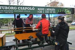 DSC_7850 (FireBirdPhotography) Tags: november europe hungary budapest beerbike 2013